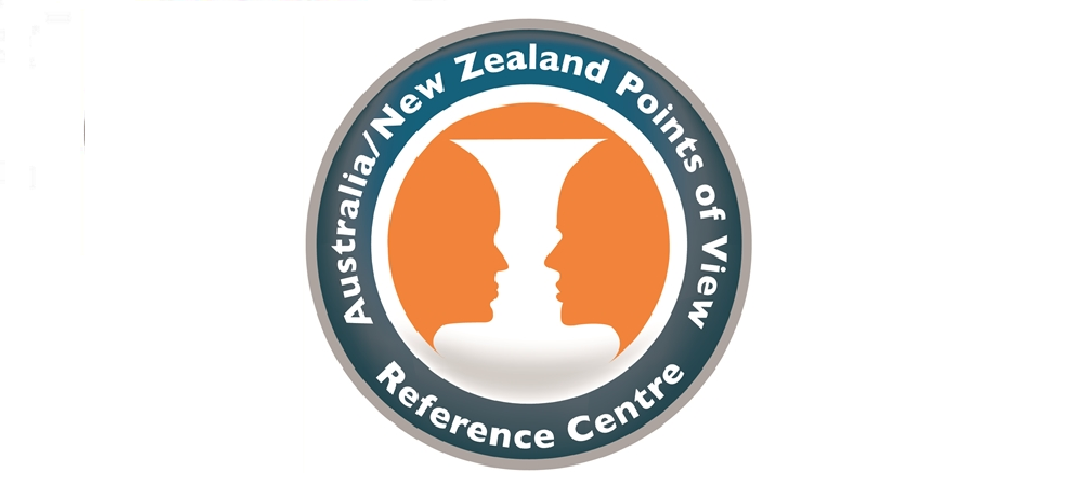Australia/NZ Points of View Reference Center Logo