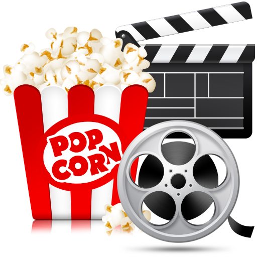 Movies And Popcorn Folder Icon By Matheusgrilo D7ay4tw